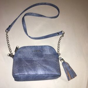 Steve Madden Crossbody Womens Bmarilyn Purse Blue